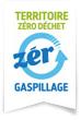 Logo Territoire Zéro Déchet Zéro gaspillage