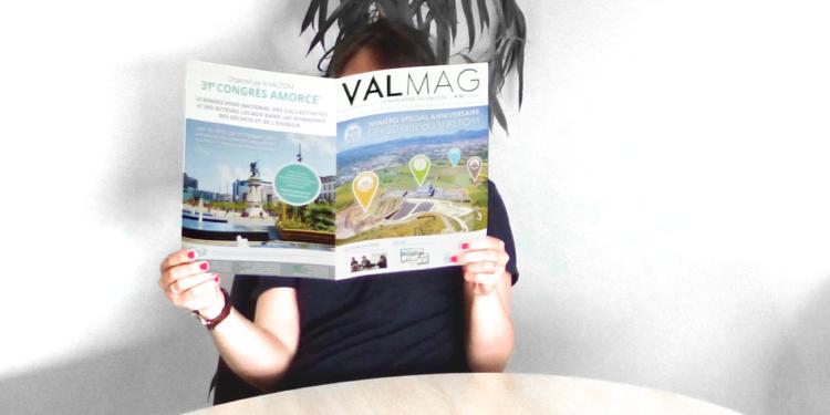 Le Valmag 25 est disponible