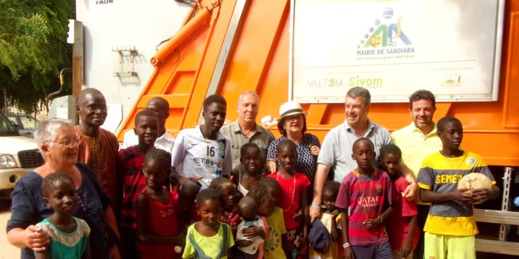 Une délégation du VALTOM au Sénégal