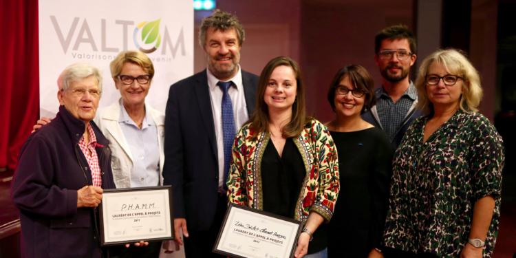 Les lauréats de l&rsquo;appel à projets du VALTOM :</br>zéro déchet clermont auvergne et pharmaciens humanitaires