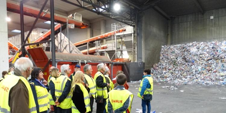 Partez à la découverte des installations de valorisation et de traitement  des déchets de Clermont-Ferrand