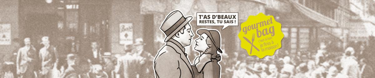 EMPORTEZ VOS RESTES</br> ET GAGNEZ DES REPAS !