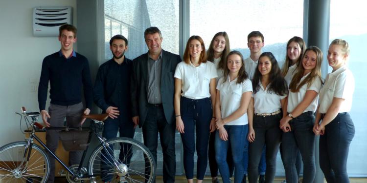 Des initiatives étudiantes locales pour une économie circulaire