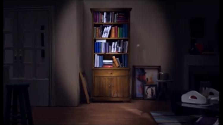 C'est l'histoire d'une bibliothèque !