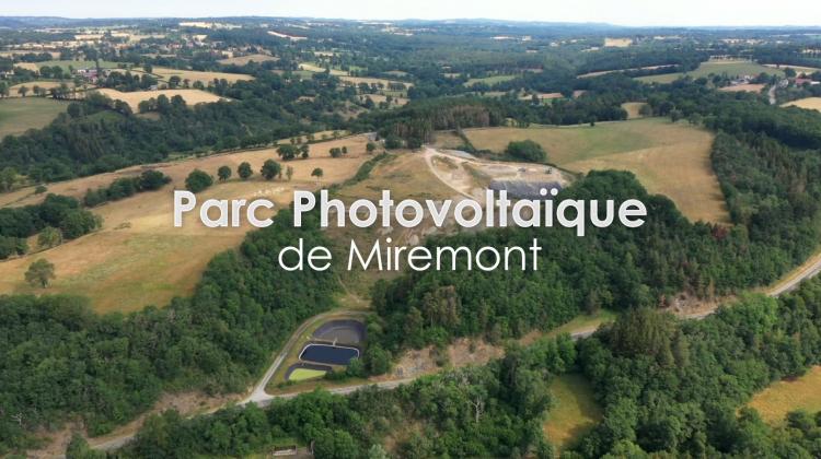 Parc photovoltaïque de Miremont