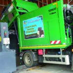Transport des déchets vers Centre de transfert