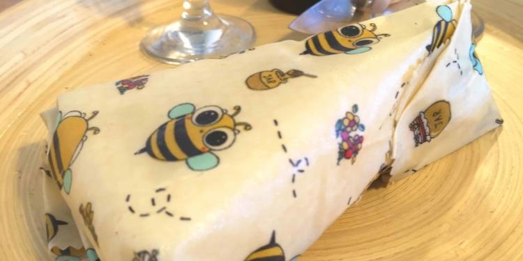 Un atelier «bee wrap» pour réduire ses déchets