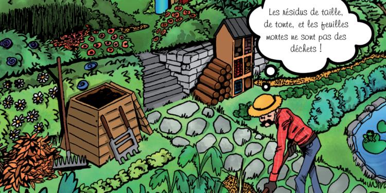 Des trésors vertsdans votre jardin !
