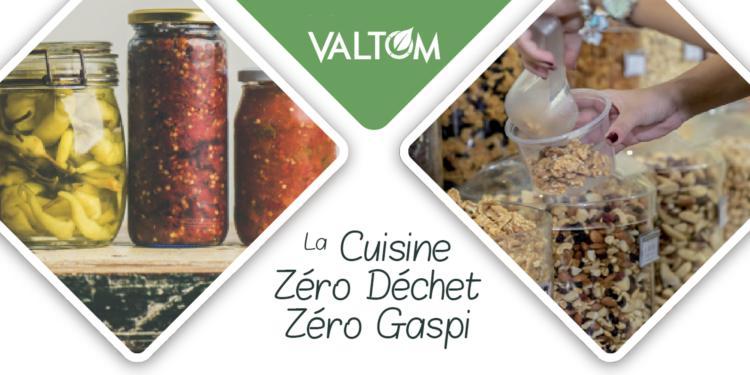 Animations « Cuisine zéro gaspillage zéro déchet » à Enval