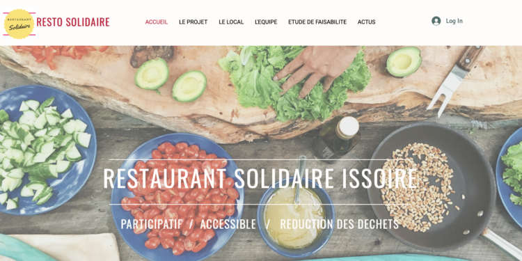 APPEL A PROJETS «MIAM» : RESTAURANT SOLIDAIRE ISSOIRE